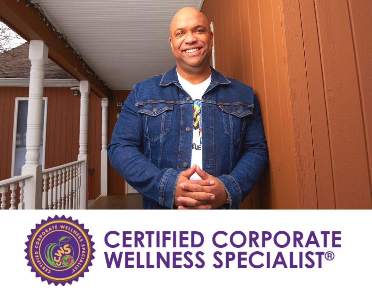 Mike Veny Certified Corporate Wellness Specialist
