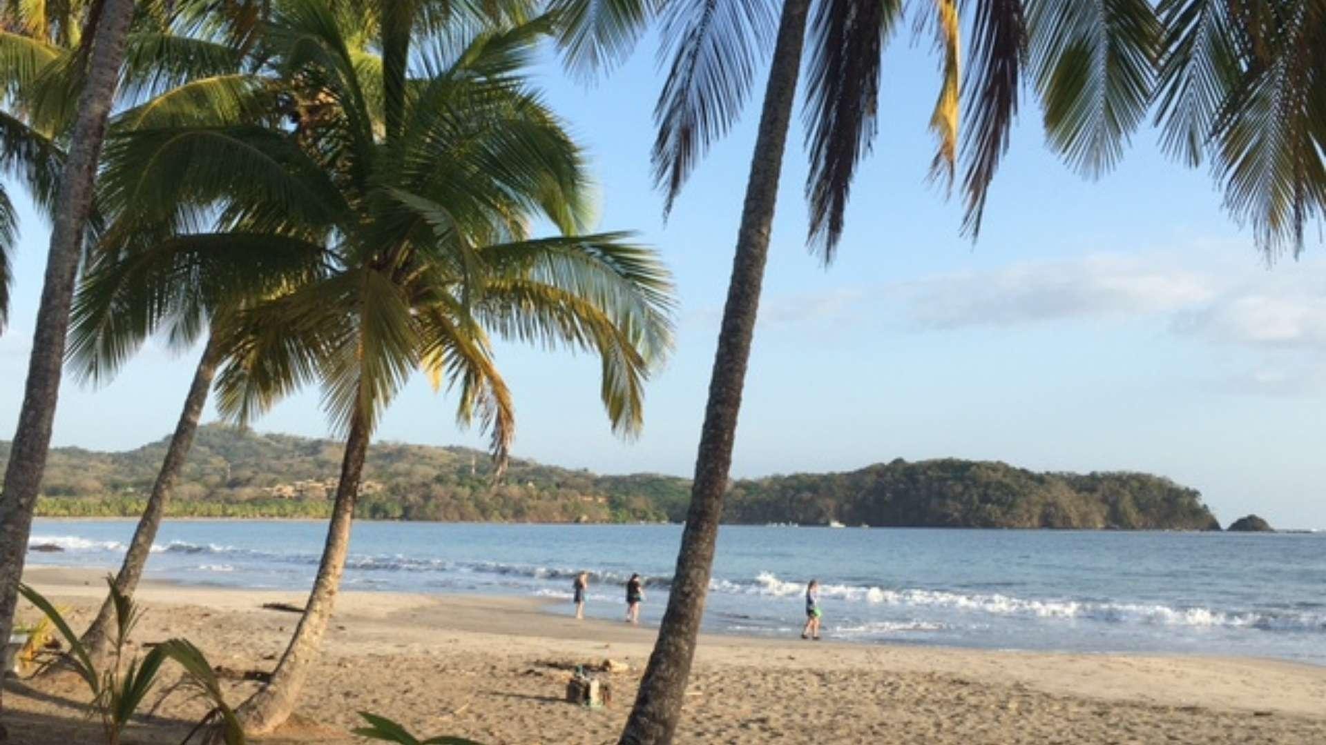 Playa Samara in Costa Rica