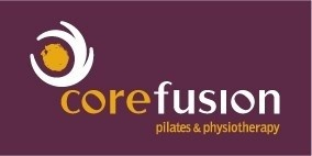 core fusion pilates and physiotherapy - based in Hillarys - logo symbol