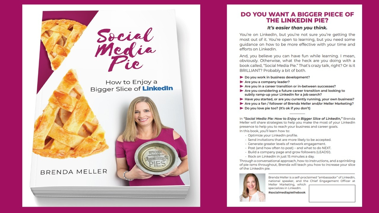 Social Media Pie - the Book
