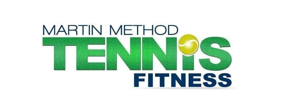 Tennis Fitness Logo