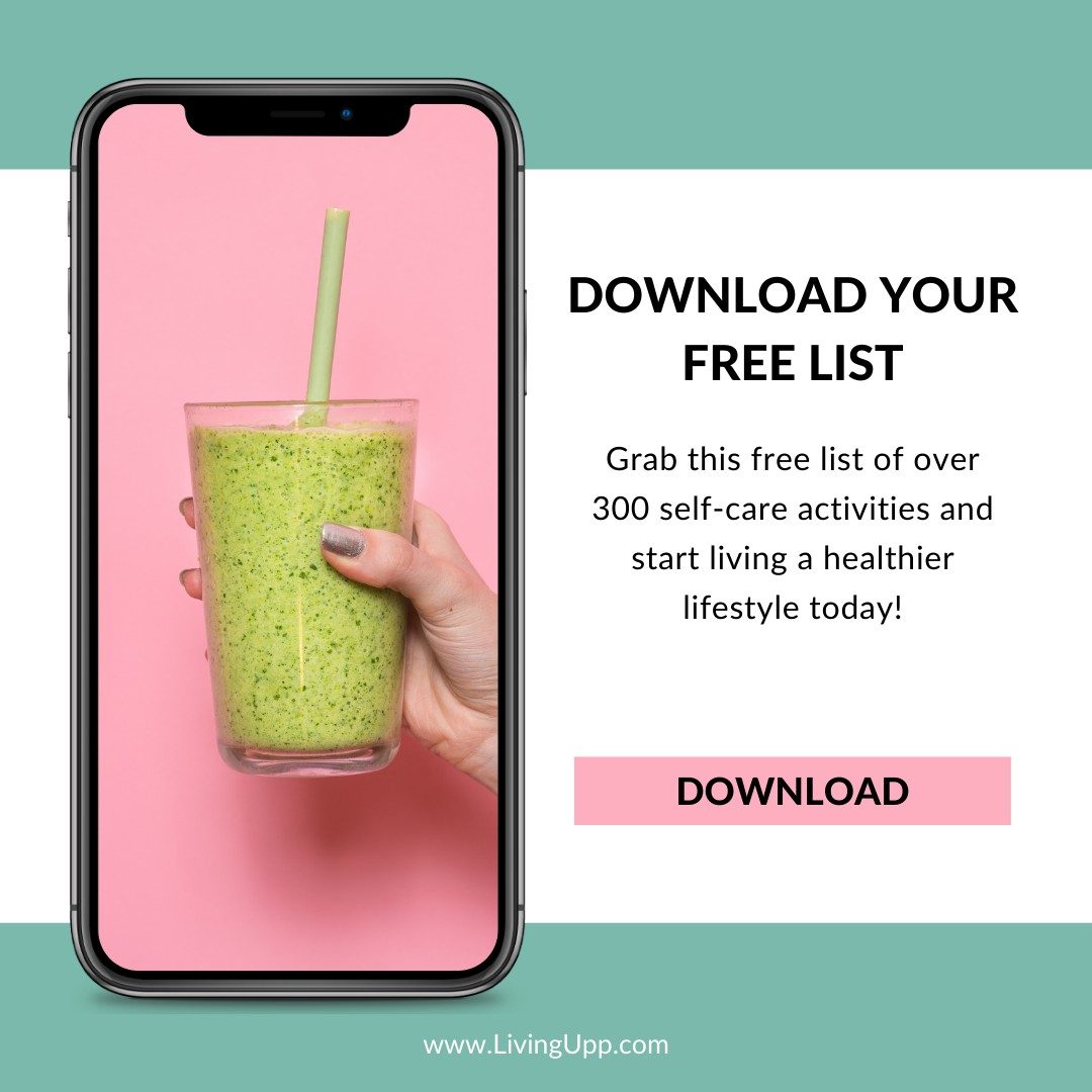 download for 300+ self-care activity ideas