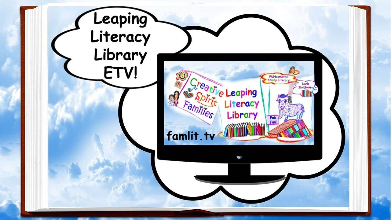 Leaping Literacy Library ETV