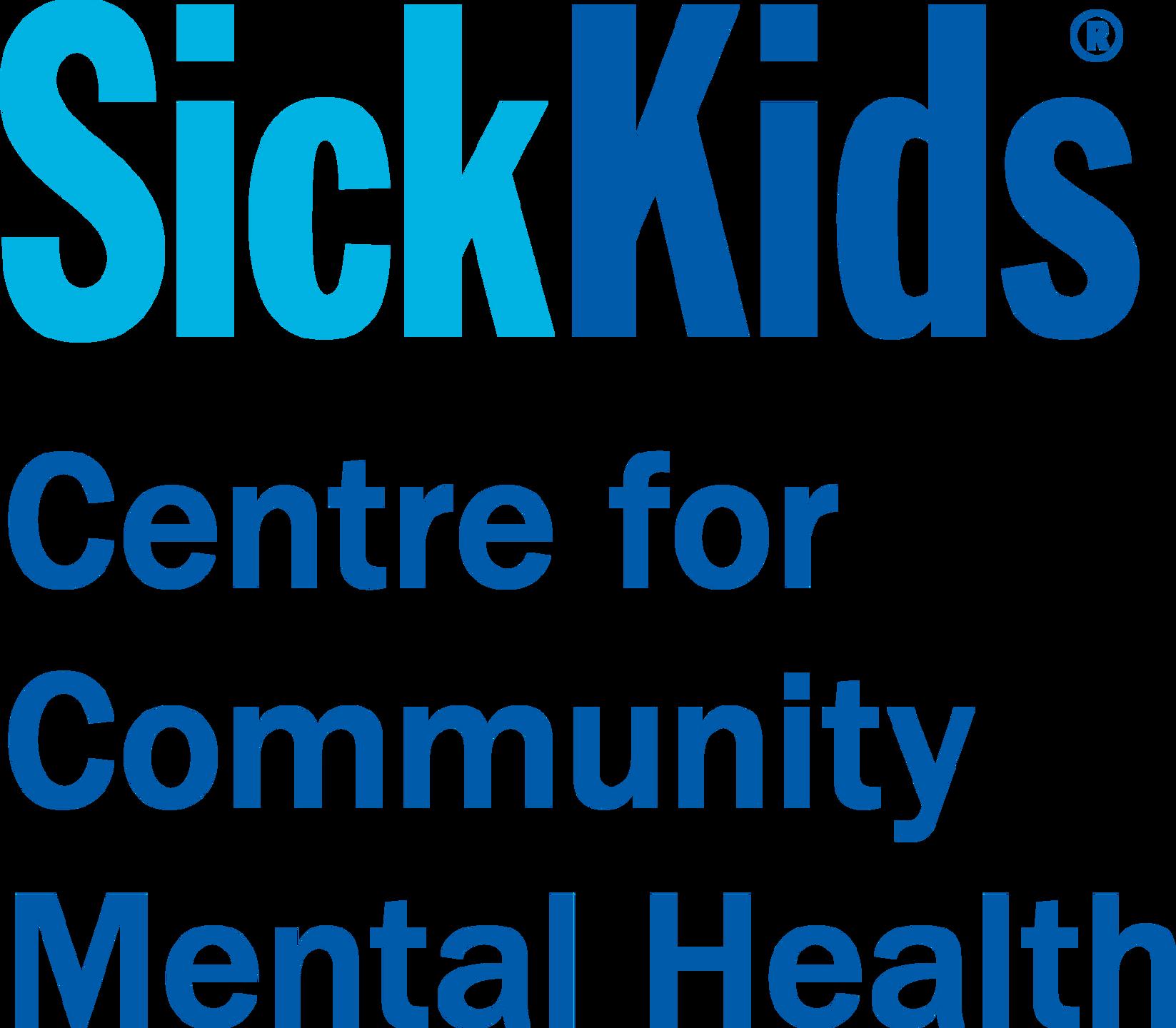 SickKids Centre for Community Mental Health