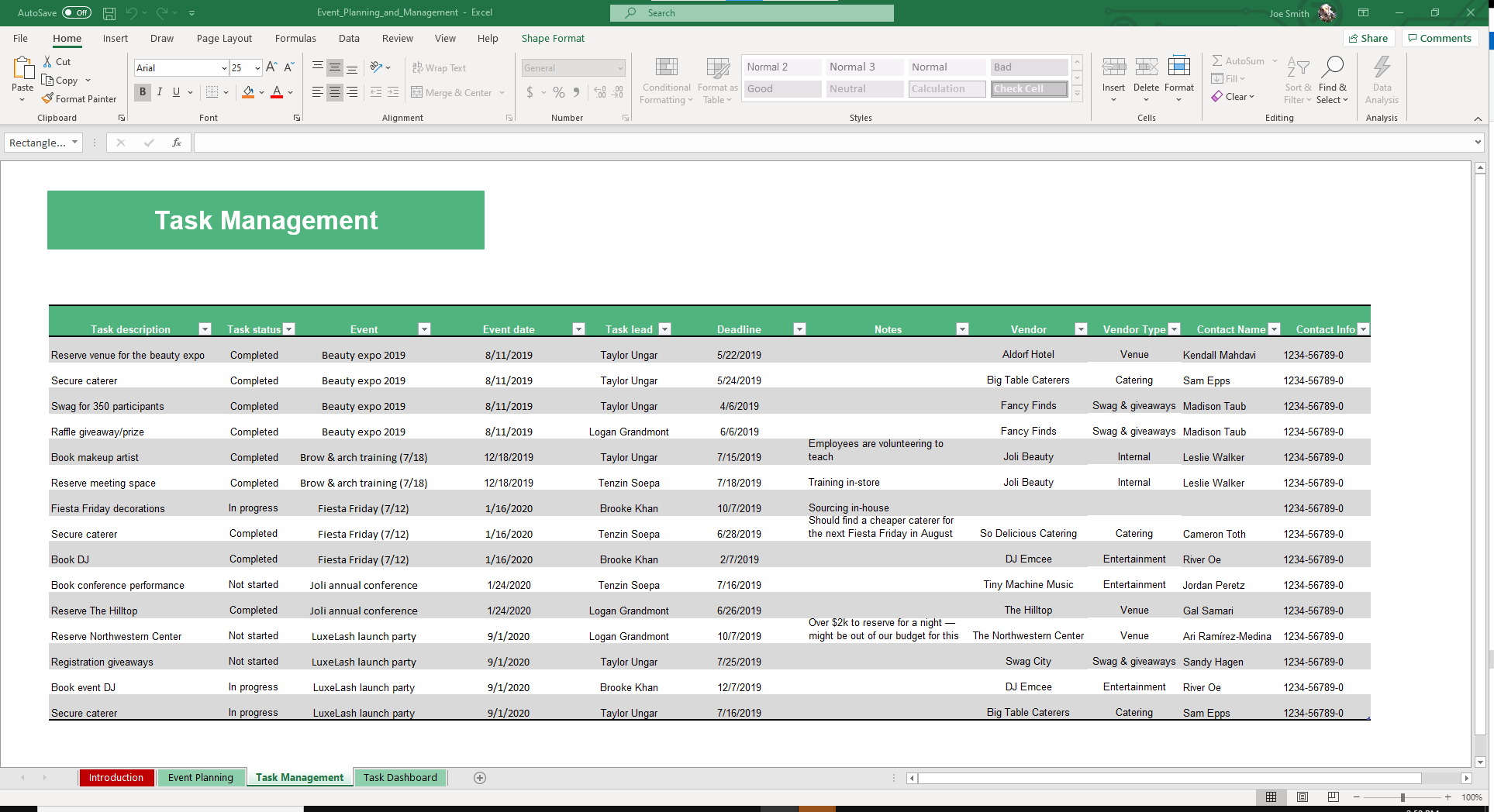 Our Employee Timesheet makes it easy to clock-in and clock-out. Pre-formulated and easily printable, it's a great way to streamline your HR processes.