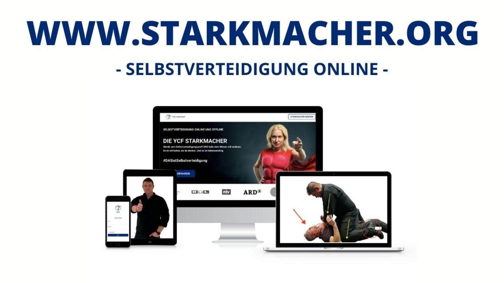 YCF Selbstverteidigung Online