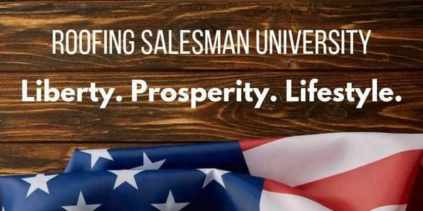 Login Roofing Salesman University
