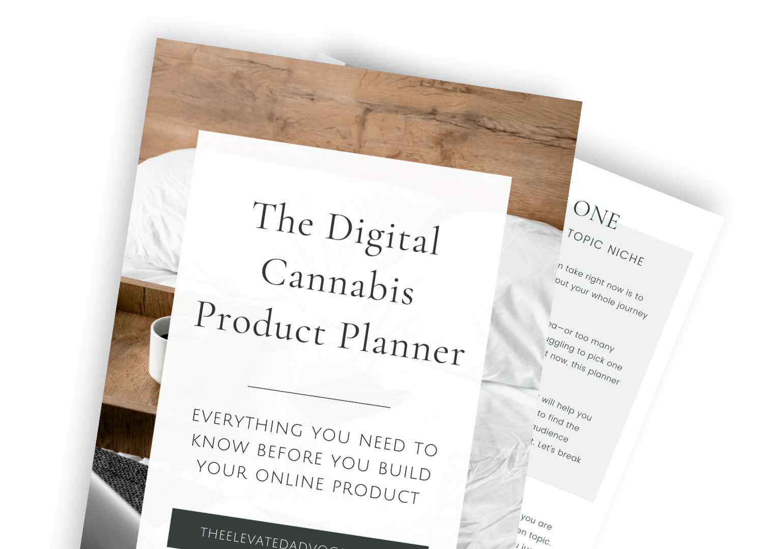 The Cannabis Coach Content Calendar