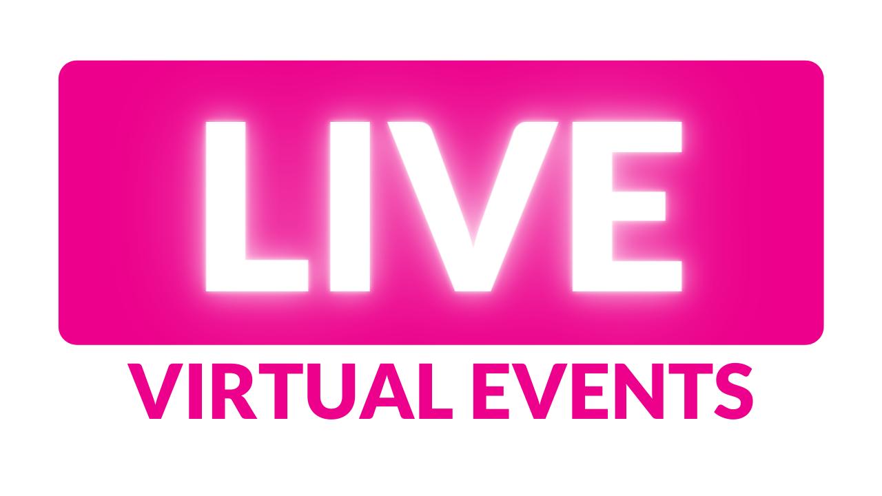 Live Virtual Events | Pyrmont Studio