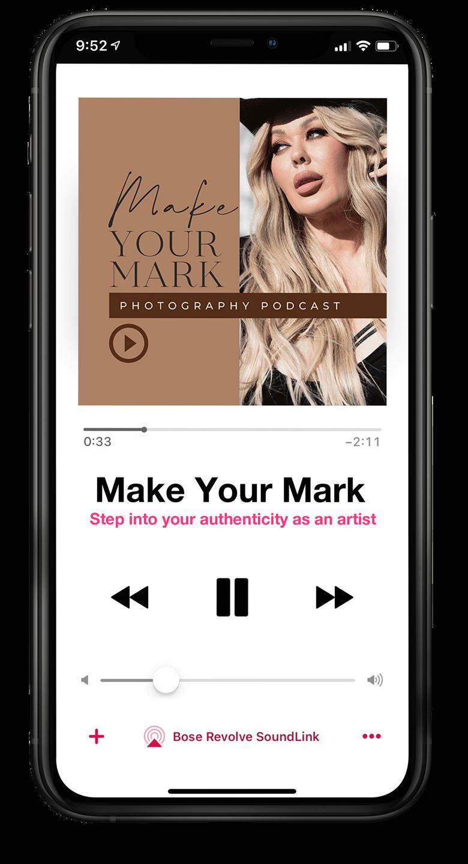 Make Your Mark Podcast