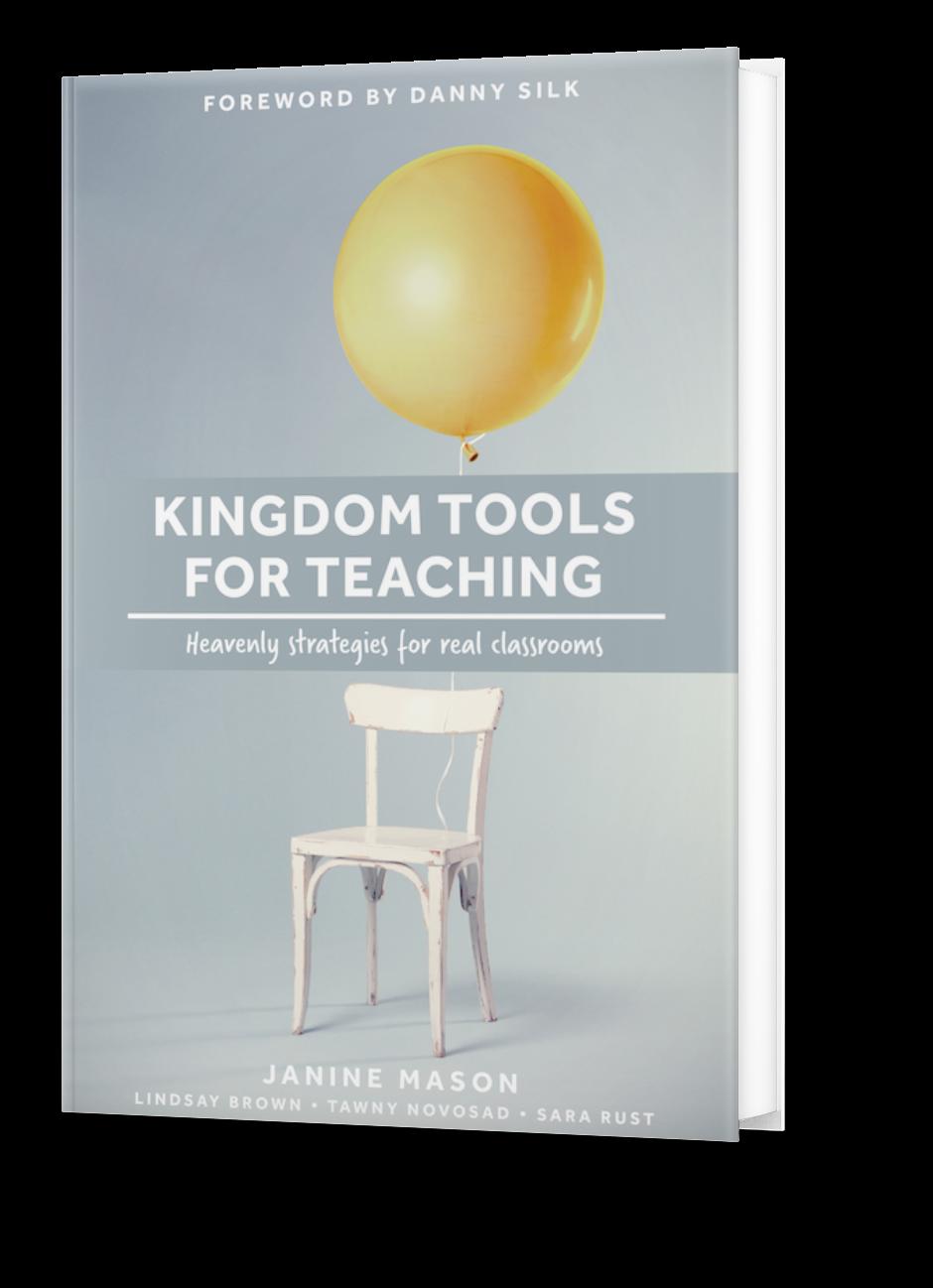 Kingdom Tools for Teaching Book