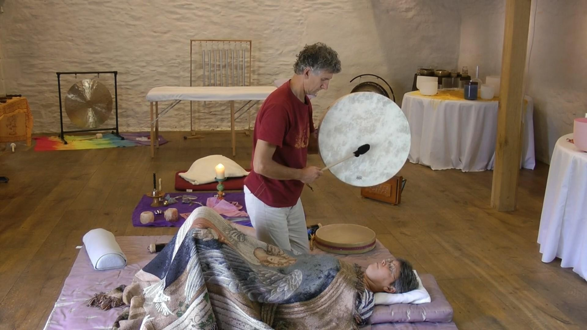 Sound Healing with Drums