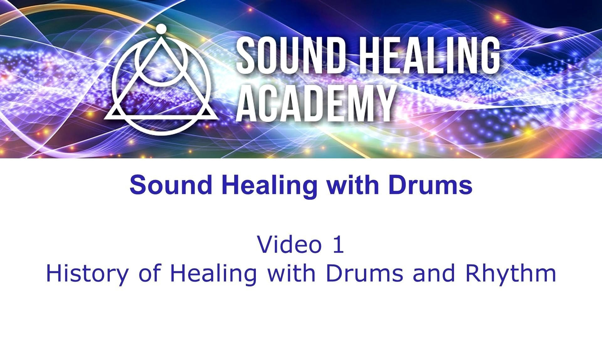 Drums Module 1