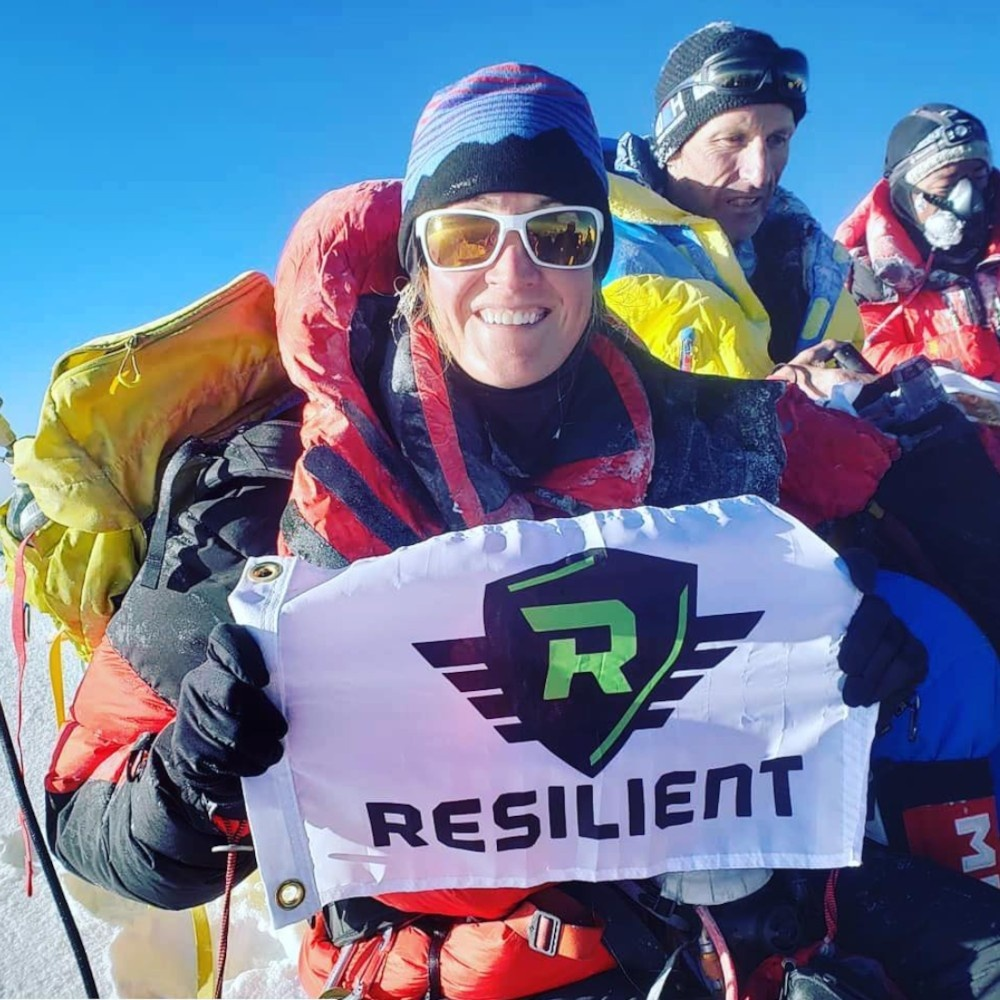 Resilient Performance Mount Everest