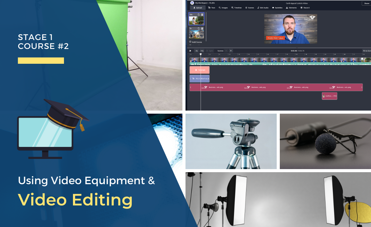 Using Video Equipment and Video Editing