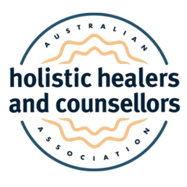 course certified logo Australian holistic healers and counsellors association
