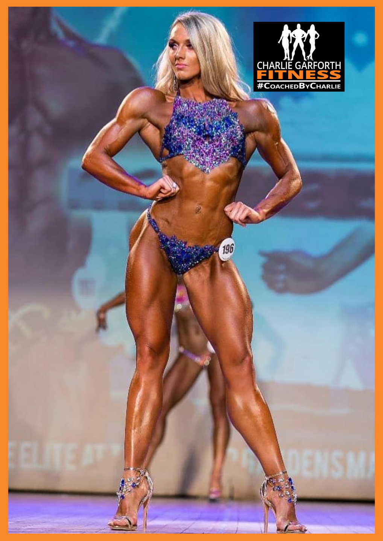 Jade Abbott Overall Fitness Model Champion Pure Elite