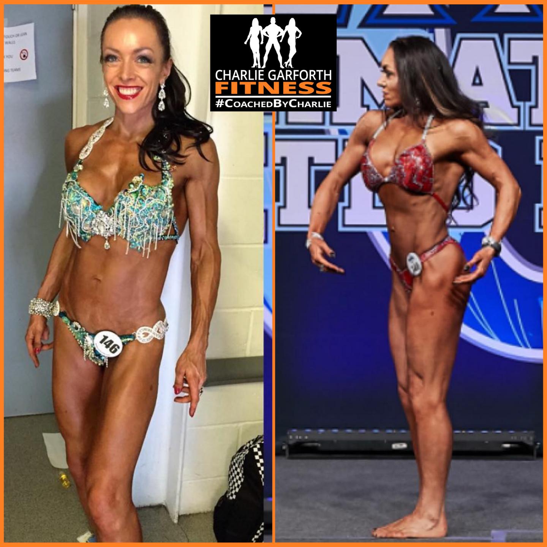 Figure category bodybuilder transformation