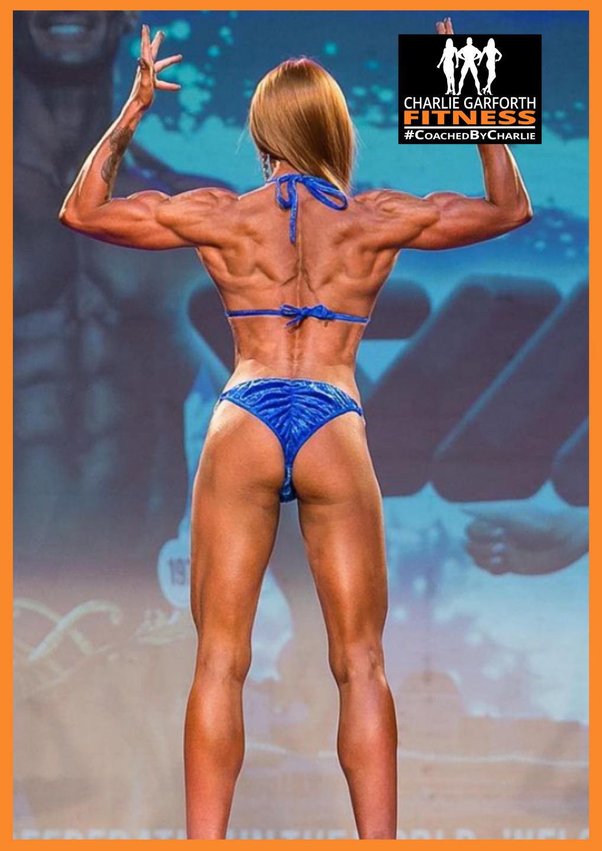 Champion Alice Black Figure Champion comp prep client
