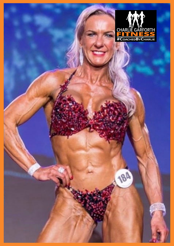 Paula Whitby Comp Prep Womens Physique