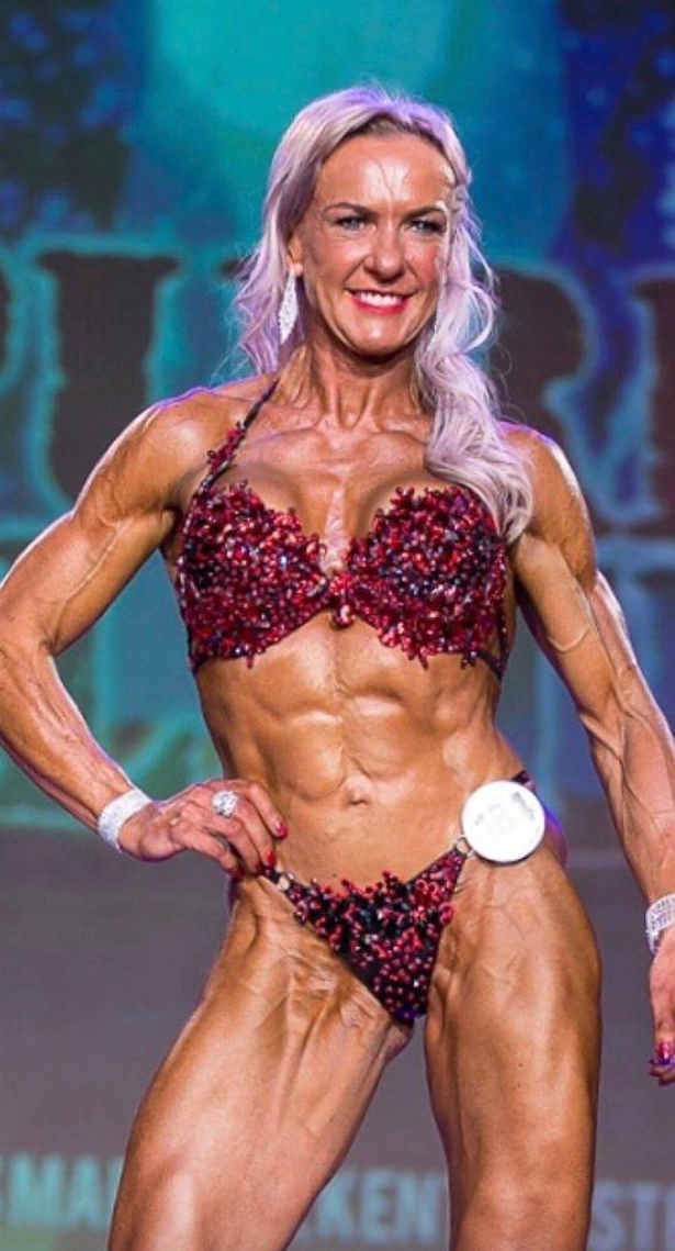 Paula Whitby Champion Comp Prep Client