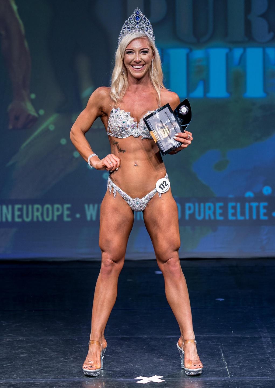 Zoe Angus Wellness Champion Pure Elite