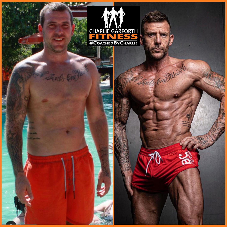 mens physique bodybuilding prep transformation coach
