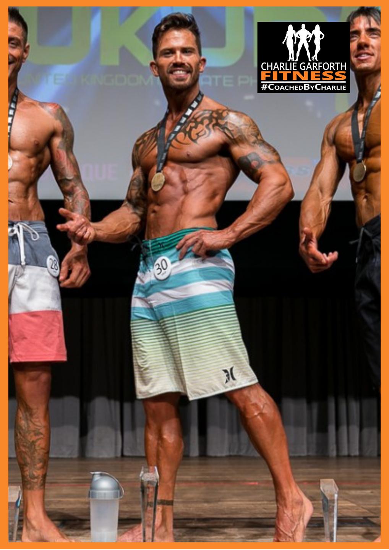 andre dcruz mens physique bodybuilding comp prep