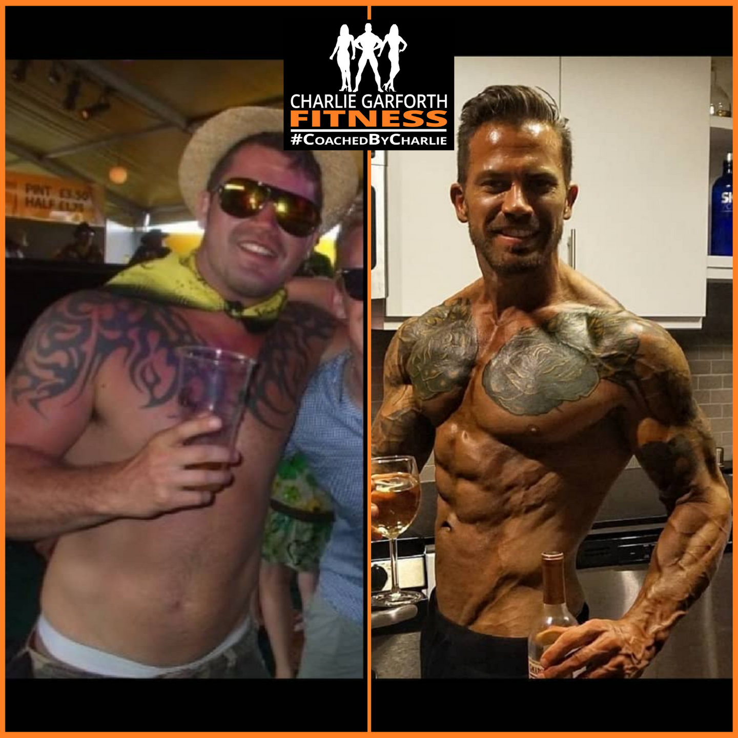 male fitness model comp prep coaching transformation
