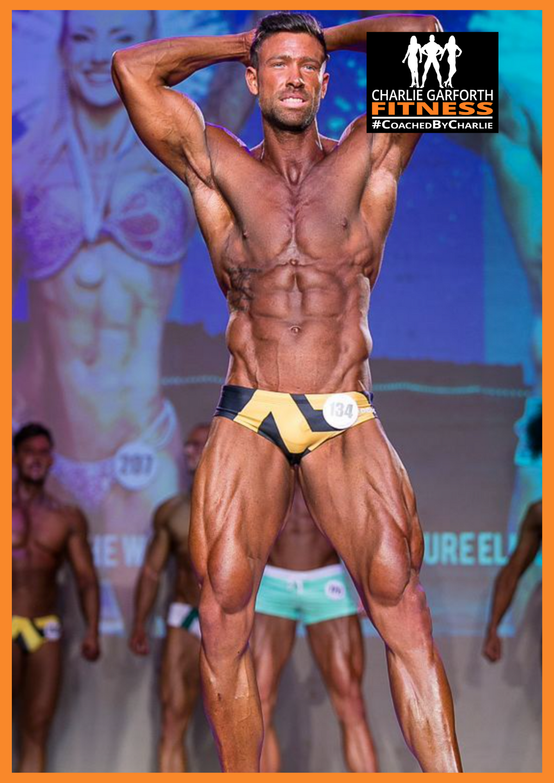 Shaun Mackenzie Fitness model comp prep champion