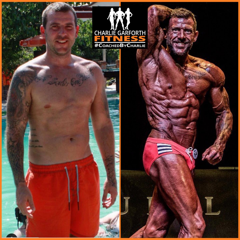 muscle model bodybuilder coaching transformation
