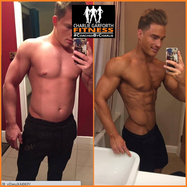 Classic physique bodybuilding comp prep transformation