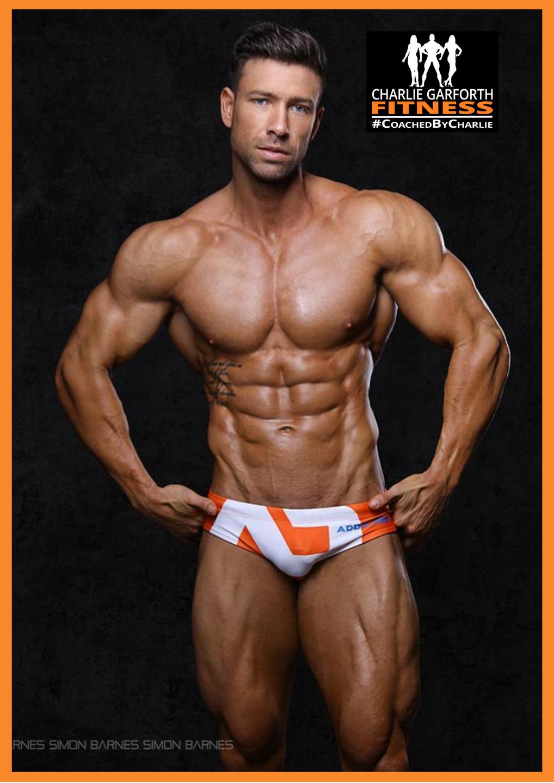 Shaun Mackenzie classic physique Simon Barnes bodybuilder