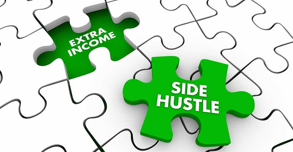 Extra Income through a Side Hustle