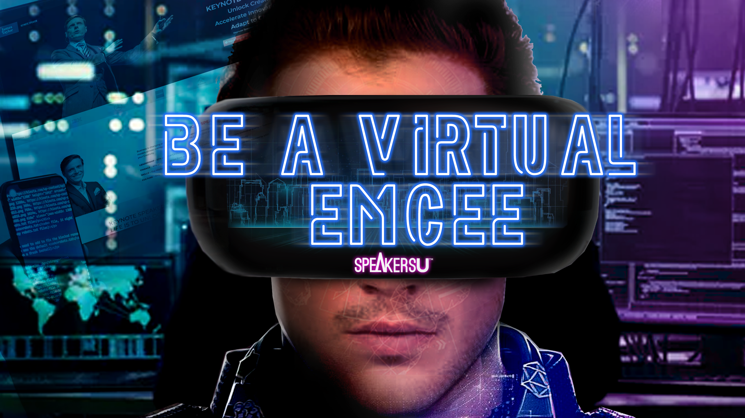 How To Become A Virtual Emcee