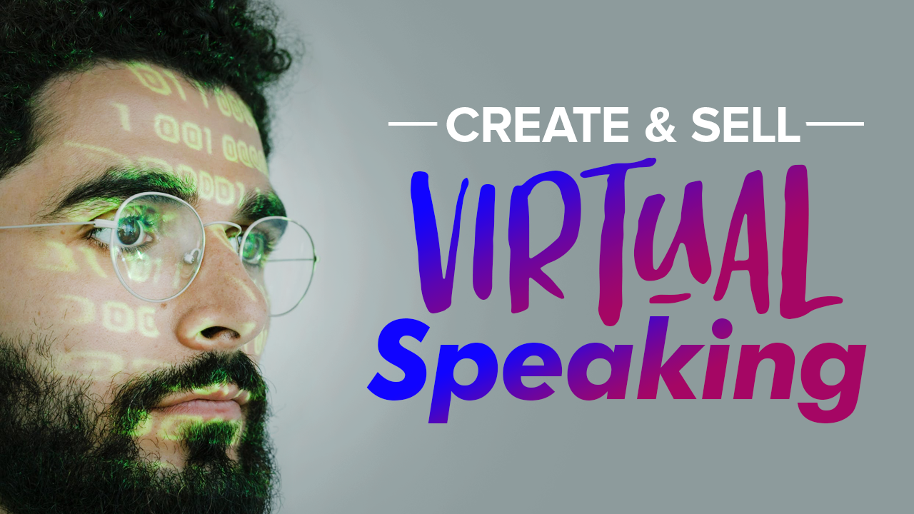 How To Sell Your Virtual Speaking Programs