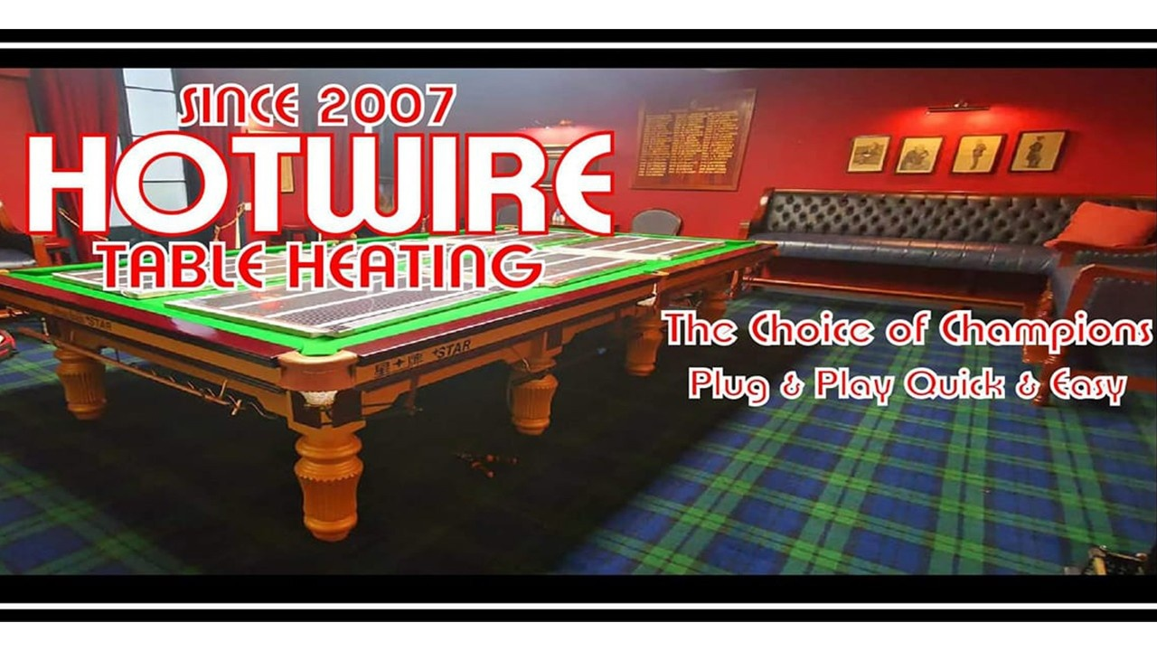 Justin Greatrix at Hotwire Table Heating