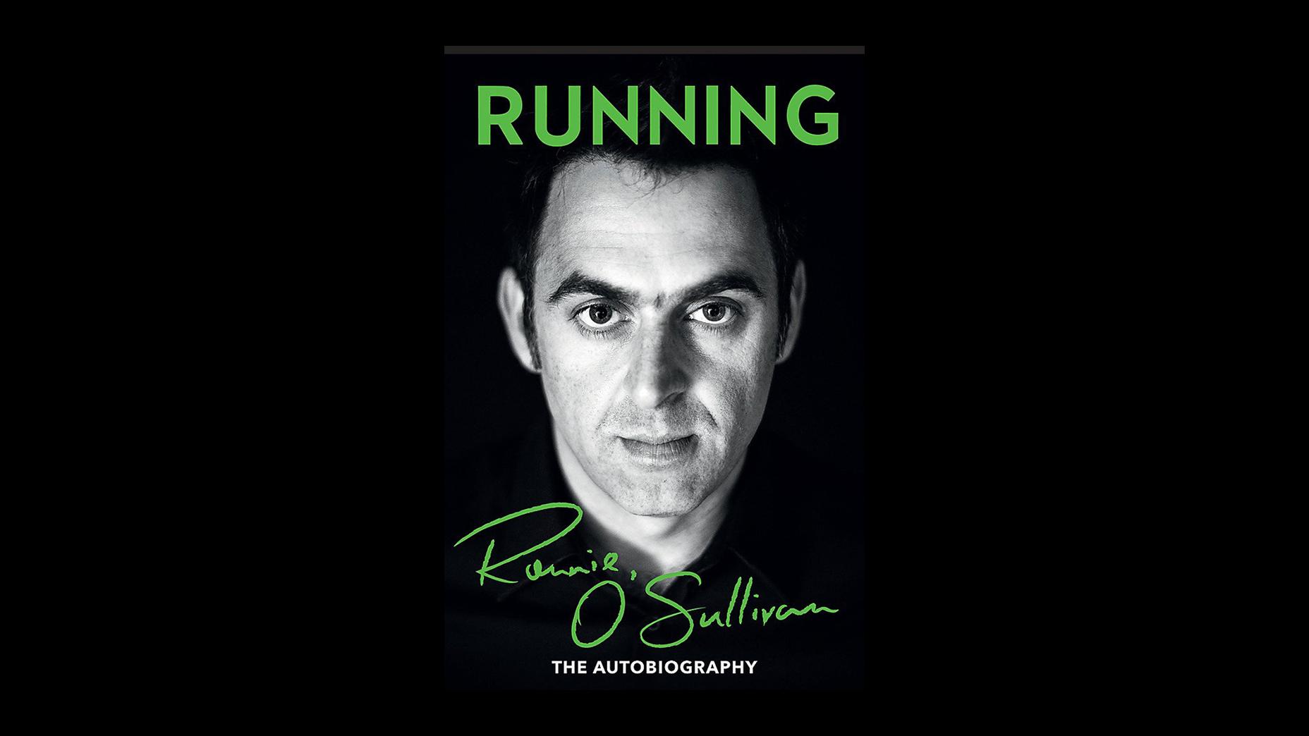 Running by Ronnie O'Sullivan