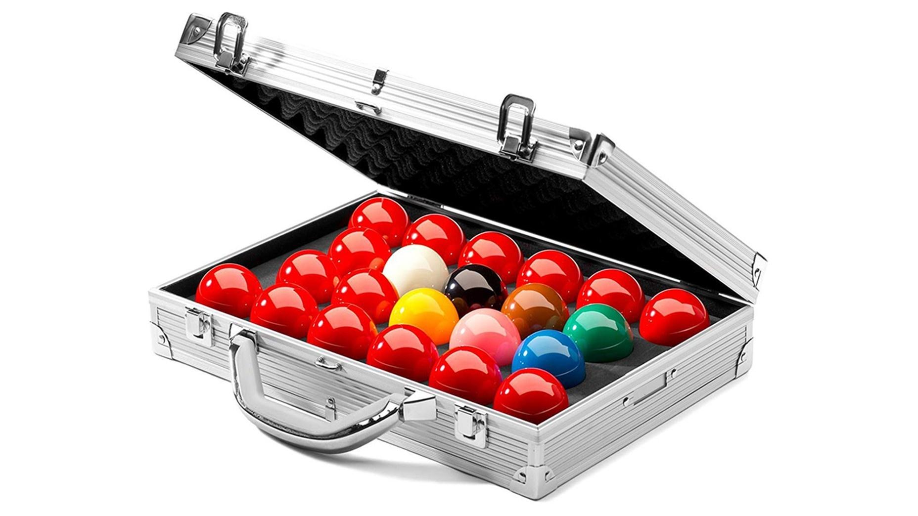 Aramith 1G Tournament Snooker Balls