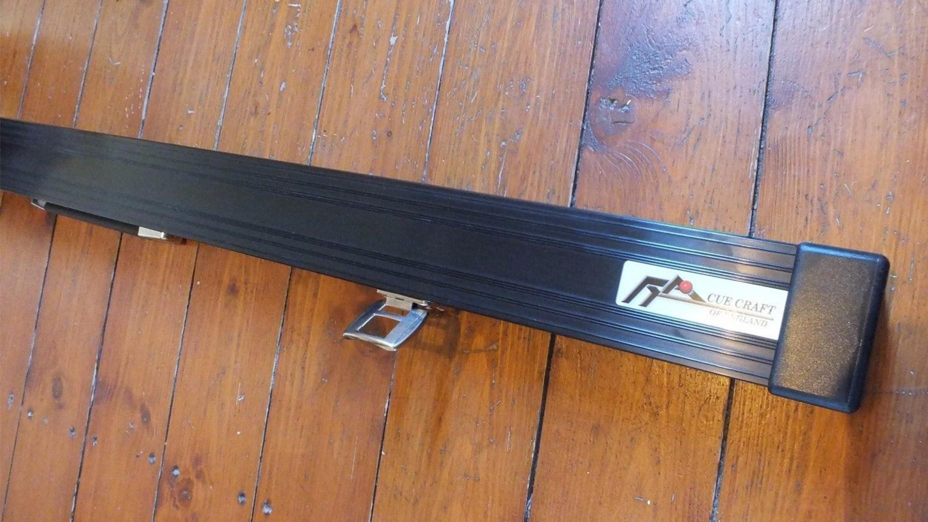 Cue Craft Case 3/4 Length, Black