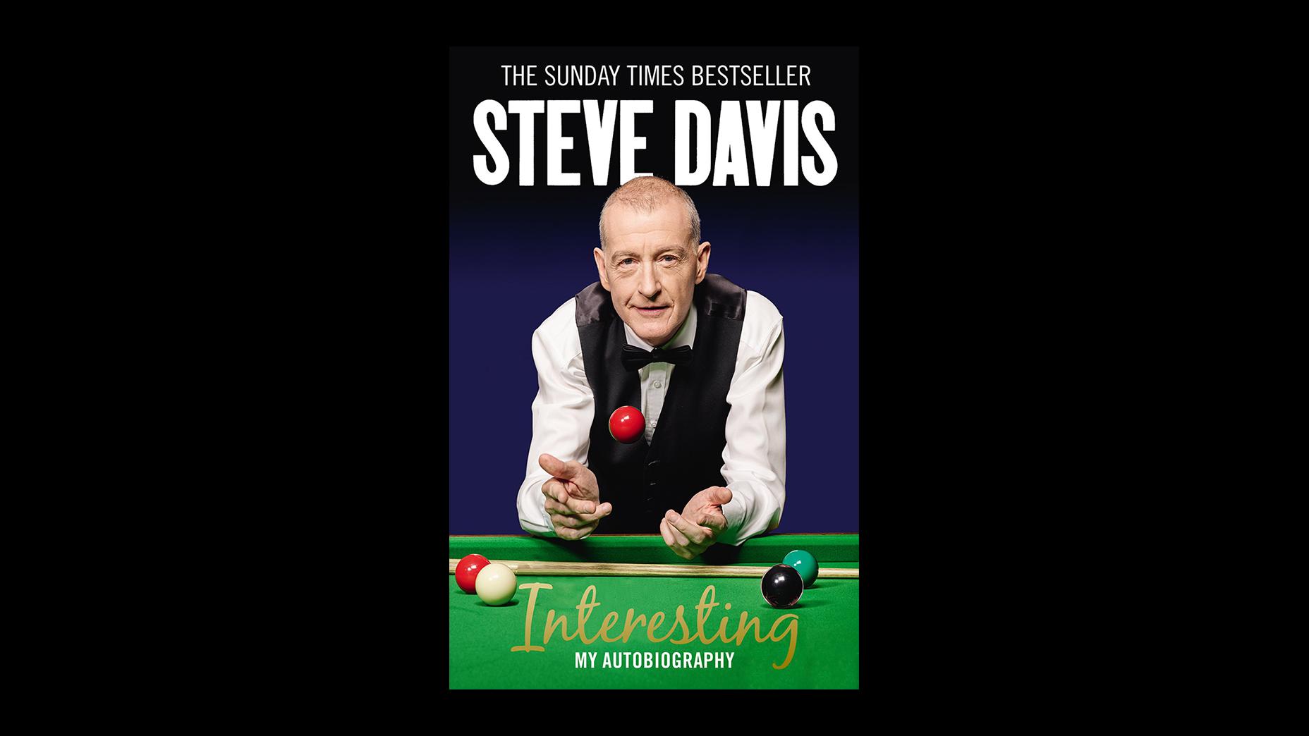 Interesting: My Autobiography by Steve Davis