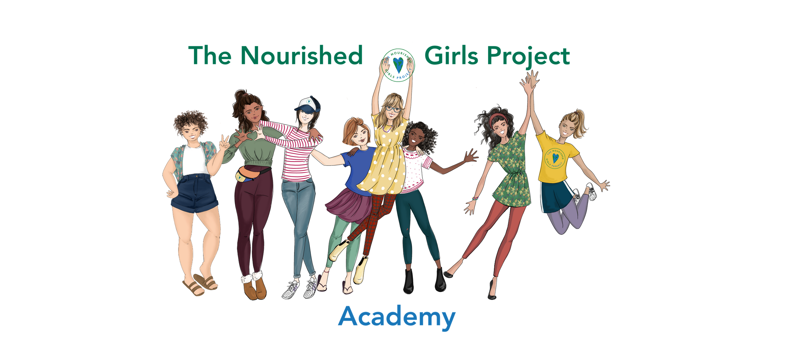 nourished girls project academy