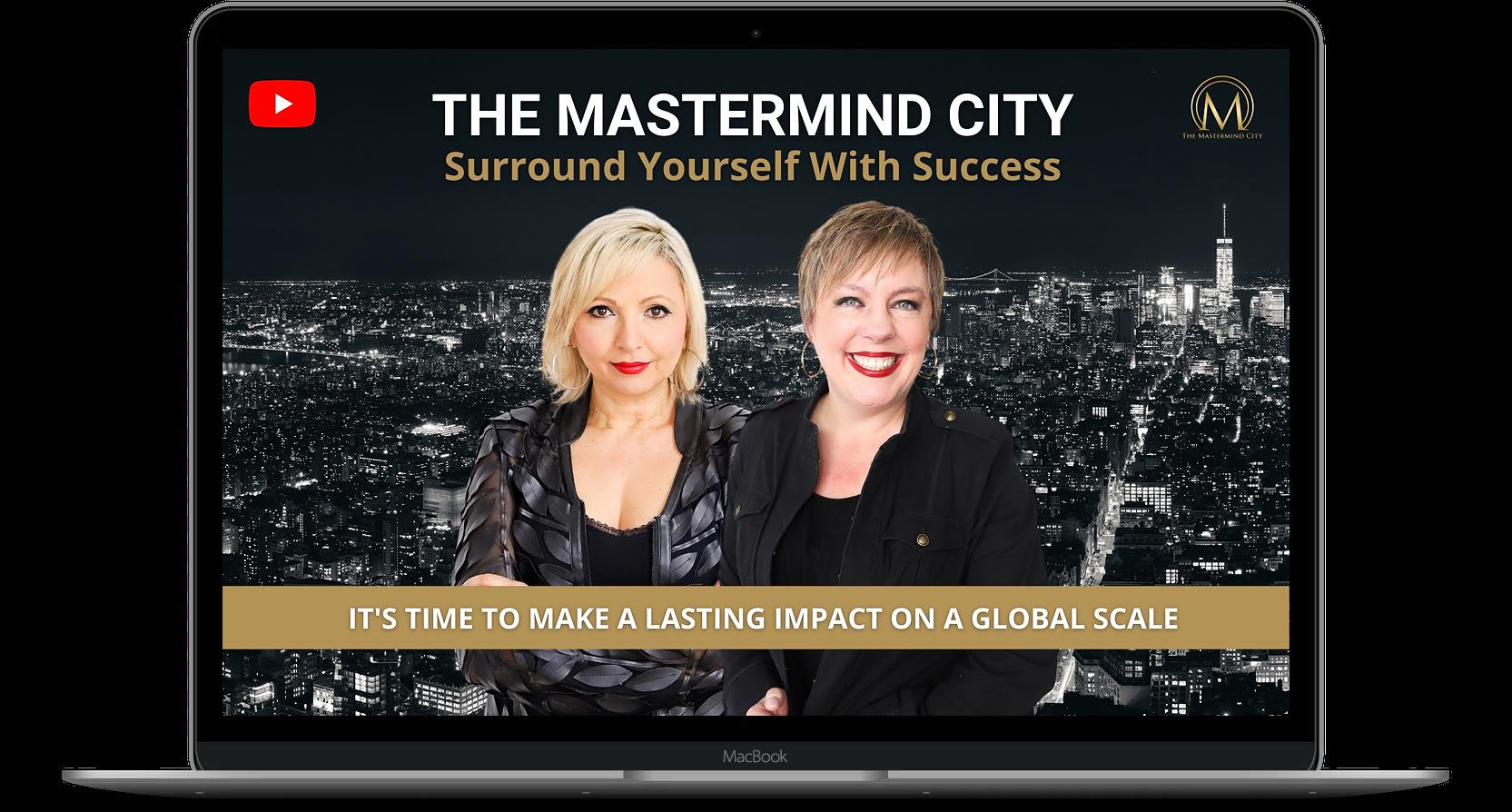 The Mastermind City Podcast