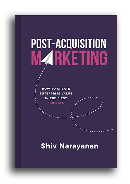 Post-Acquisition Marketing Cover