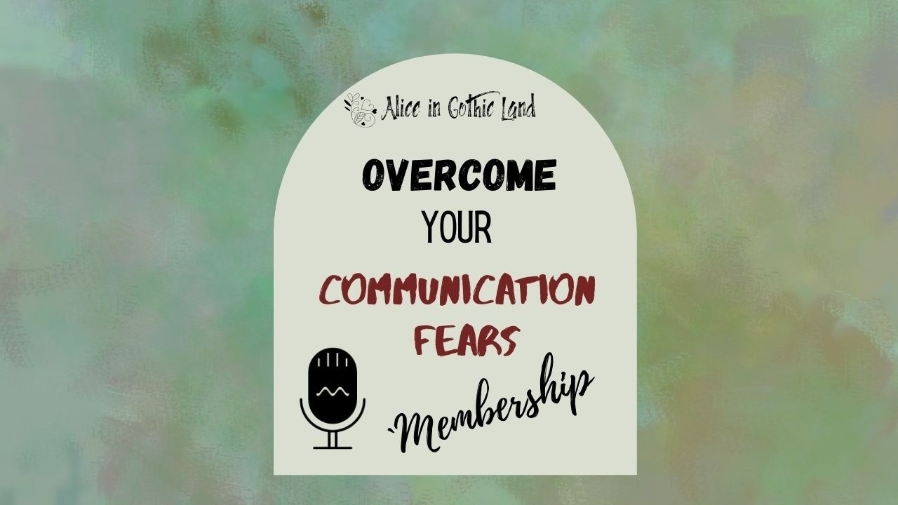 Overcome your communication fears
