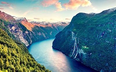 Stunning Norway scenery