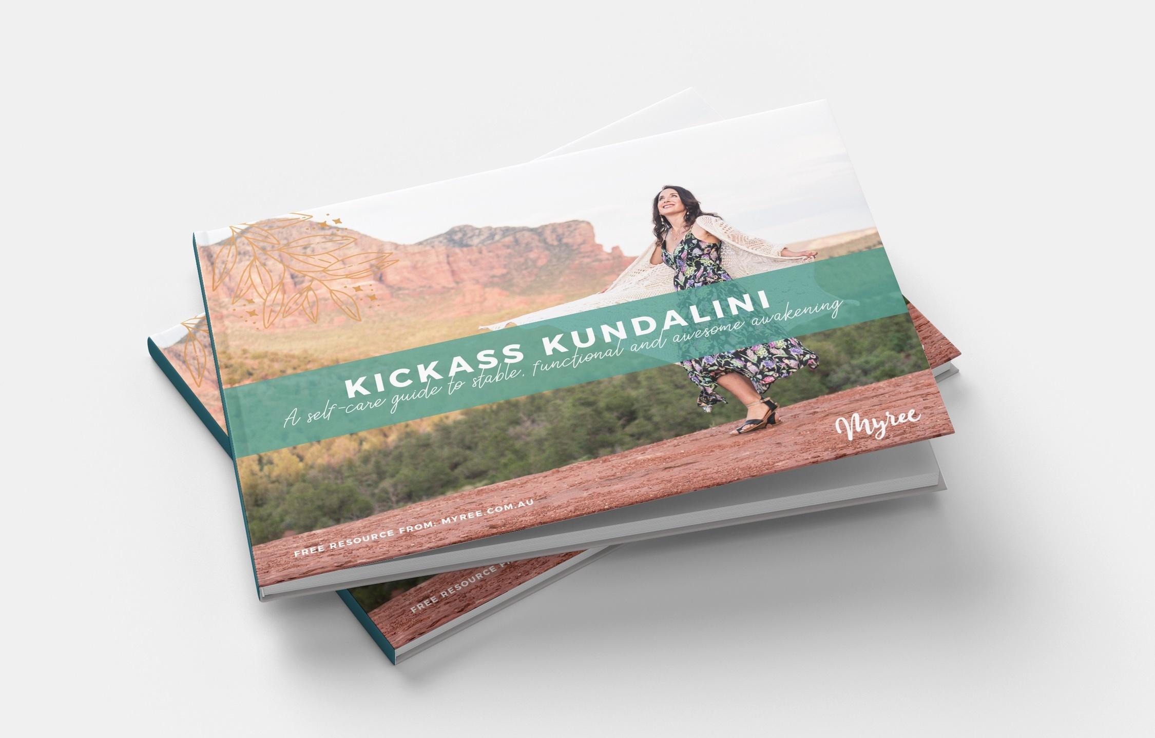 Kickass Kundalini e-book by Myree Morsi