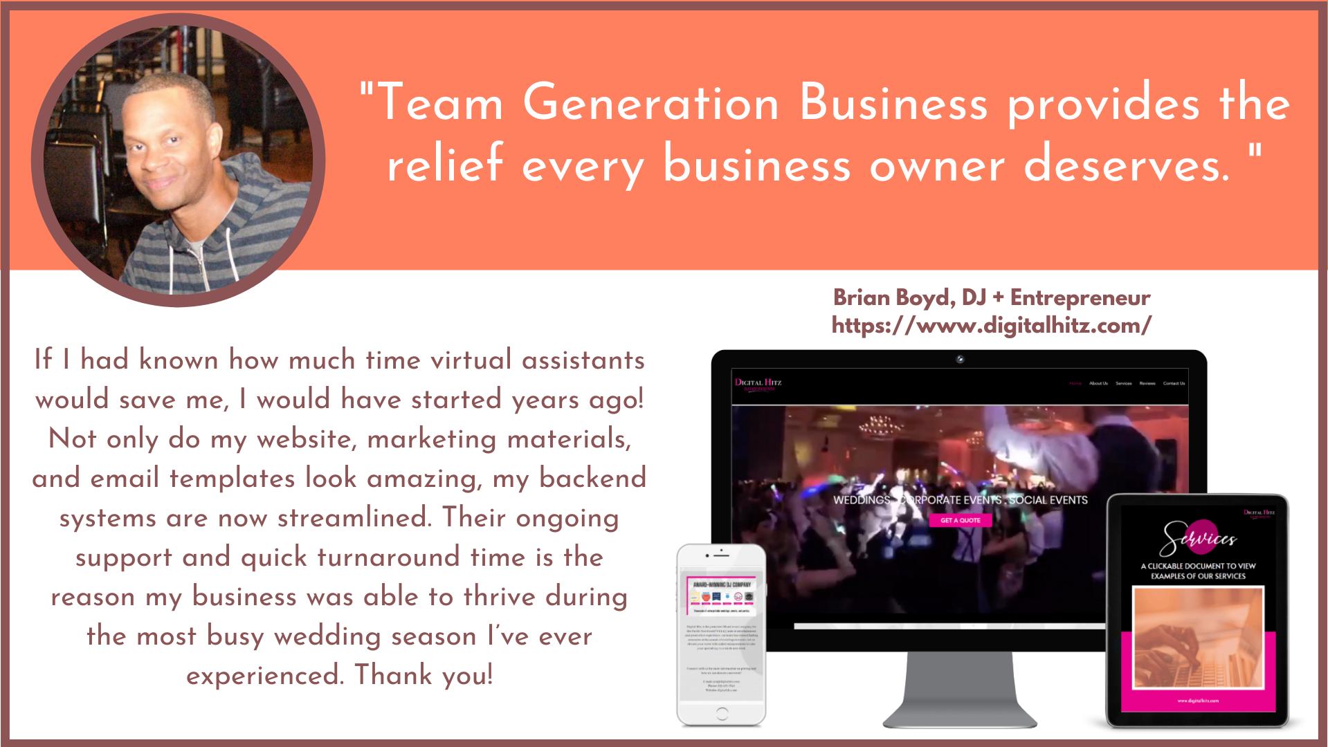 Generation Business Kajabi