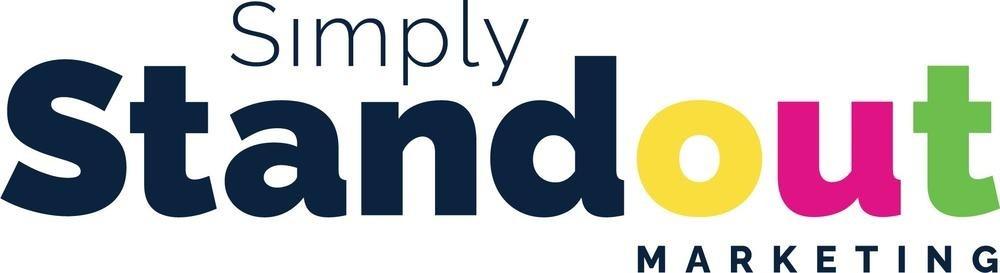 Simply Standout Marketing Logo