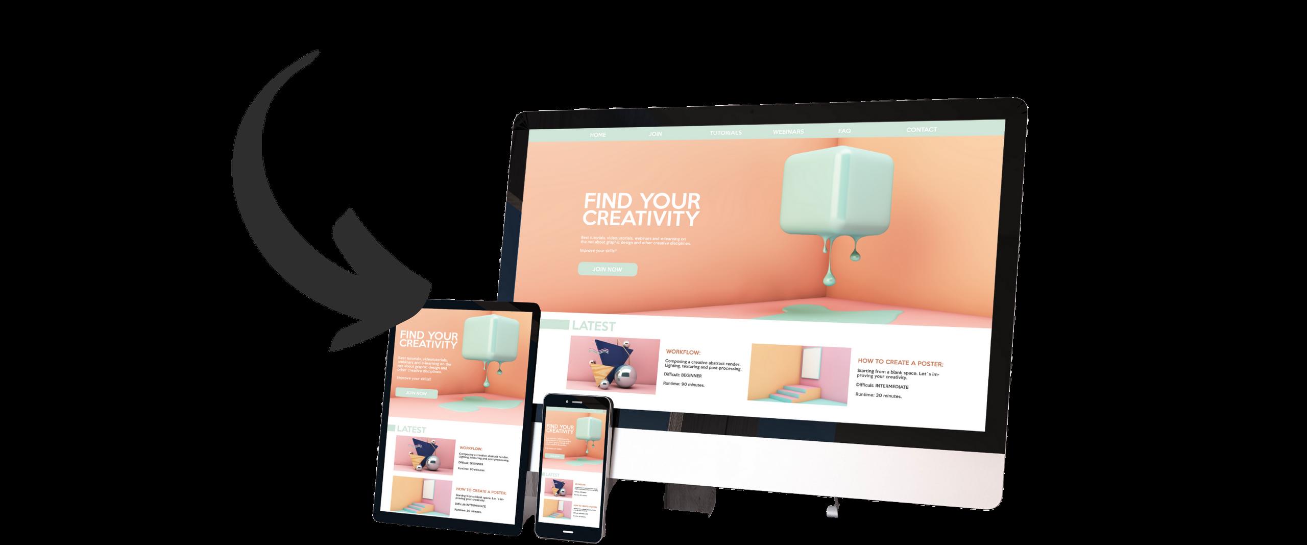 Virtual Summit Mastermind Program displayed on various devices
